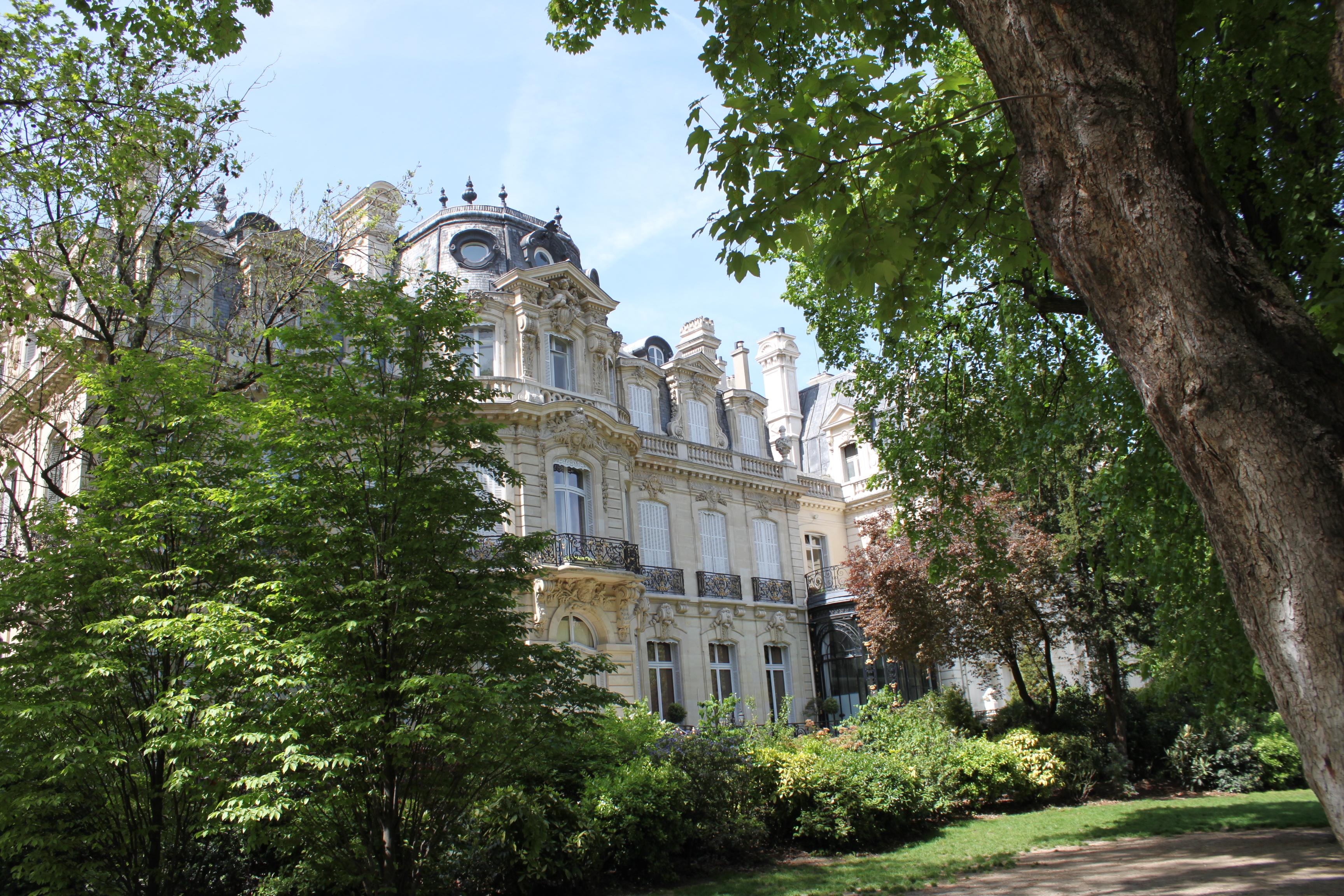 Hotel Paris Parc Monceau