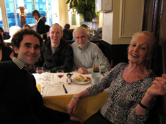 Alan Ryan Bob with Relais Hostess