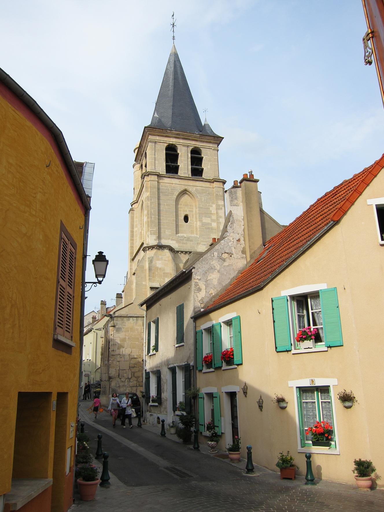Andrésy Church