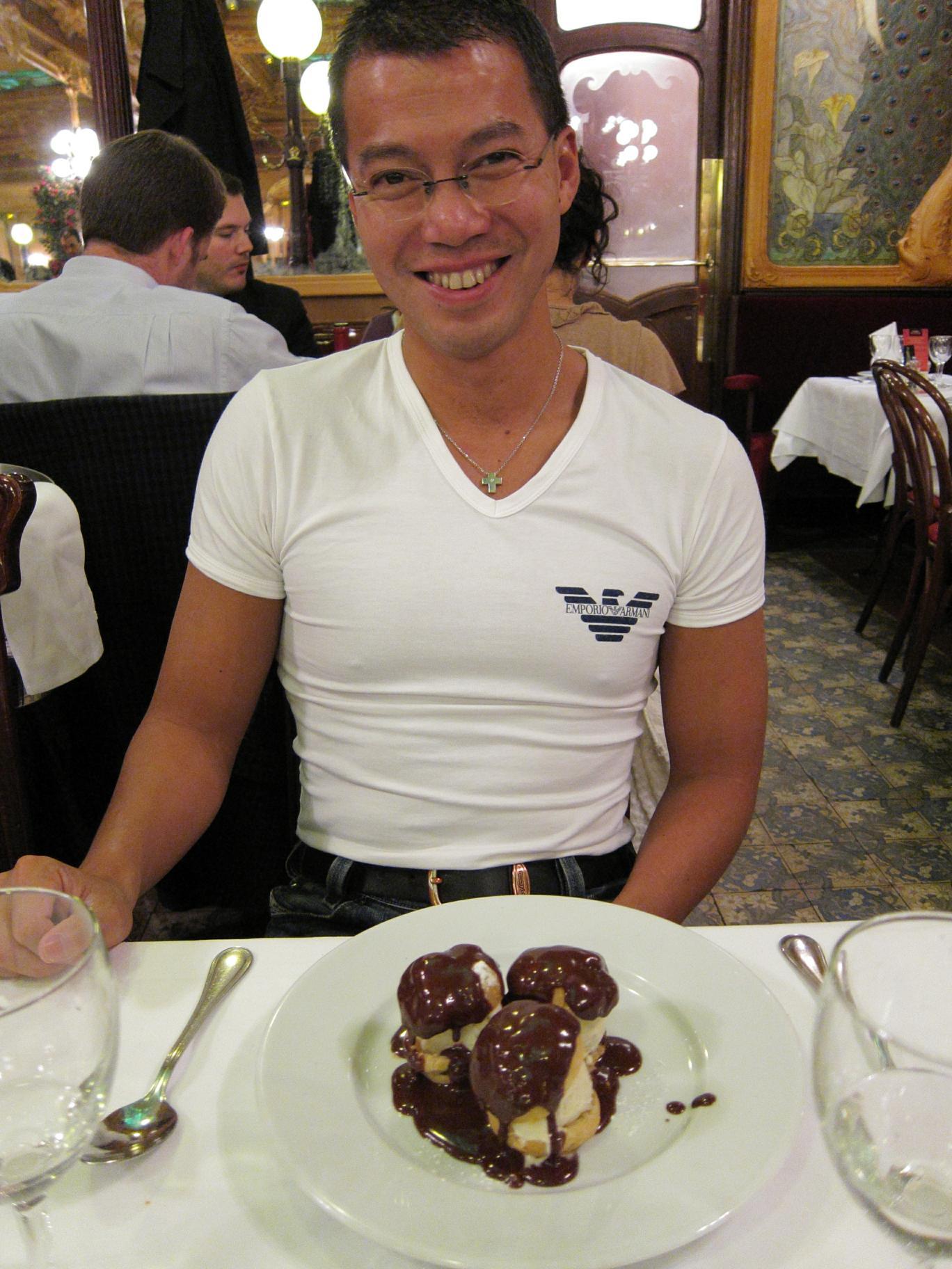 Jacques at Brasserie Julien