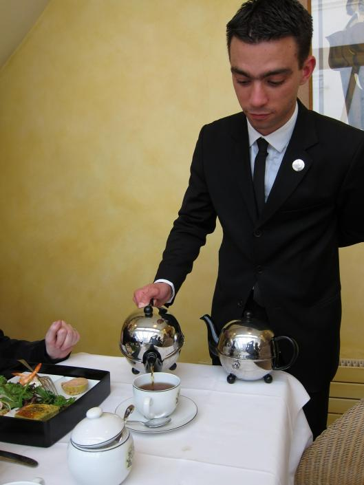 Mariage Frères Waiter