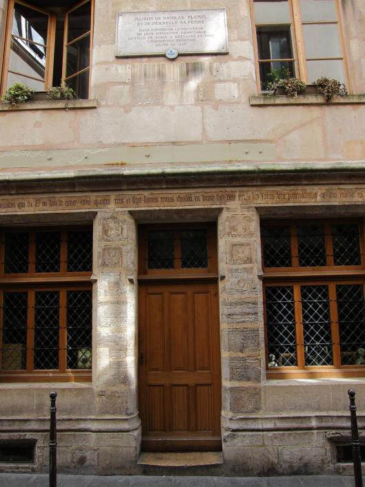 Nicholas Flamel House 1407