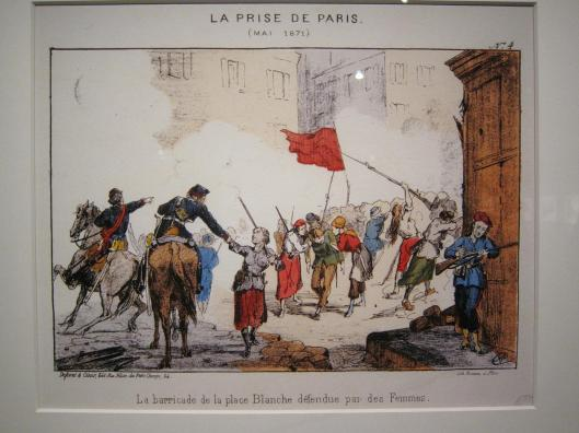 Women Defend the Commune