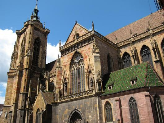 Colmar Cathedral
