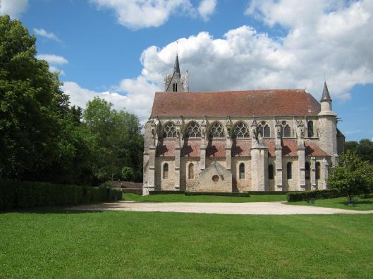 Eglise de la Chapelle, Crécy-la-Chapelle