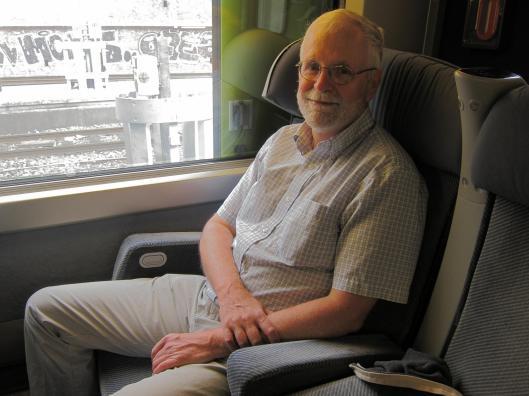 TGV First Class