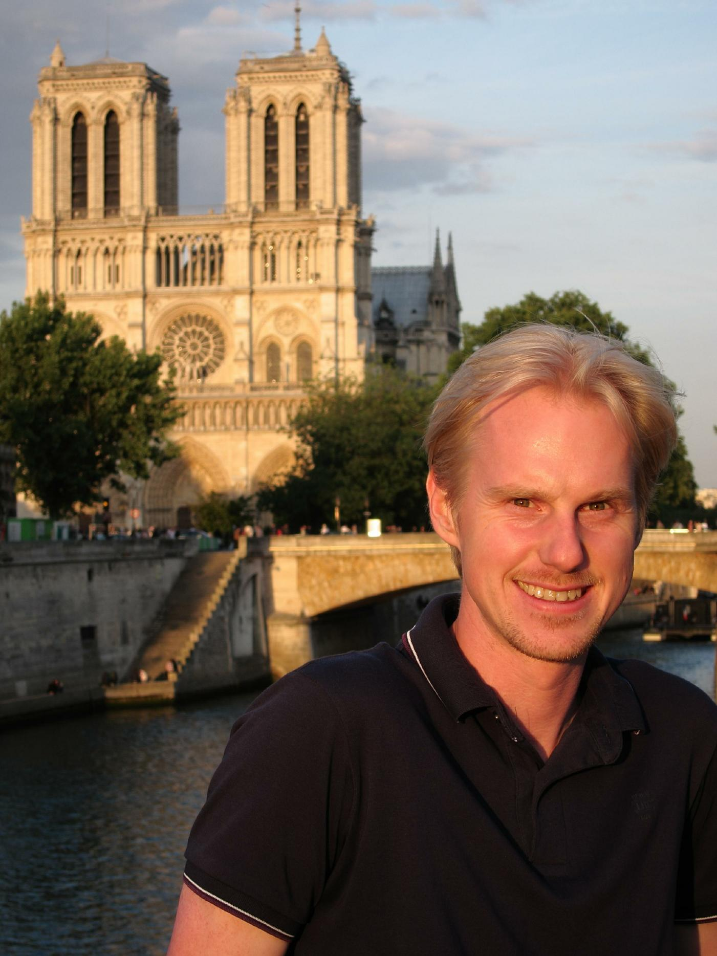 Michael and Notre Dame