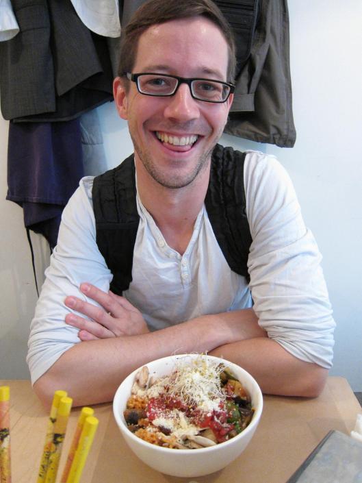 Jeff at Bob's Kitchen