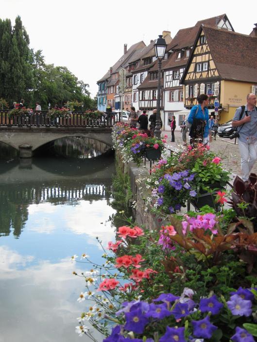 Petit Venise, Colmar