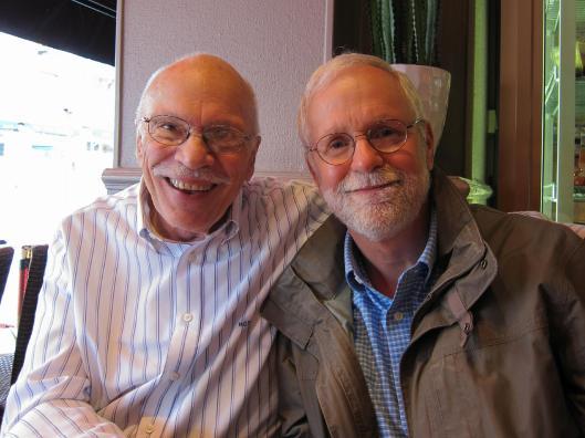 Richard and Bob