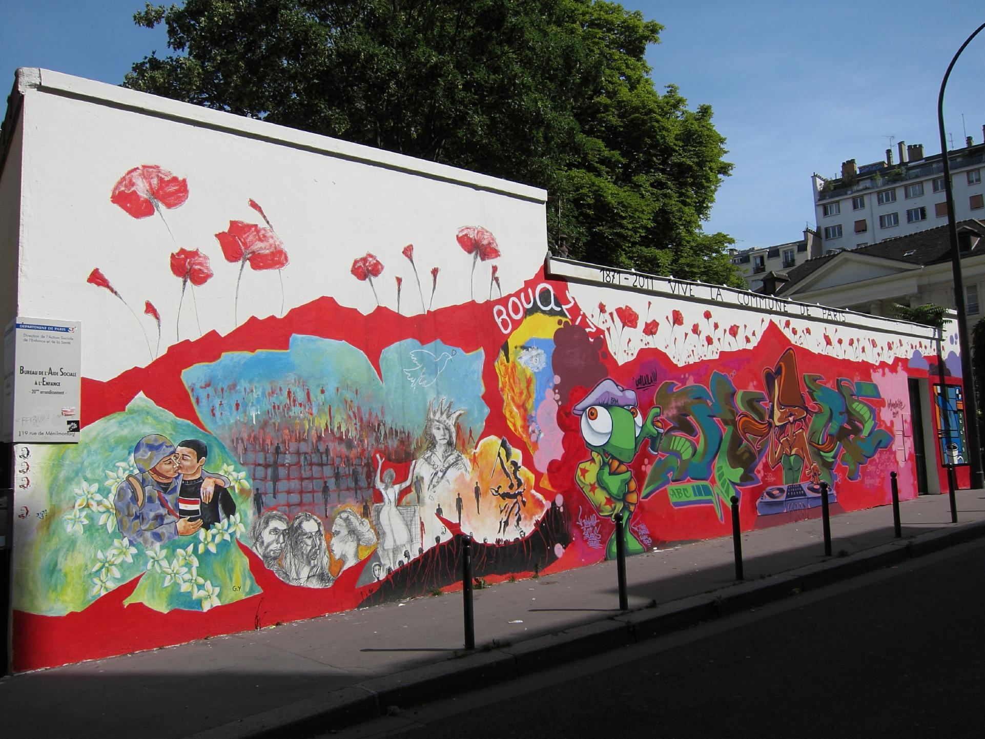 Vive La Commune de Paris