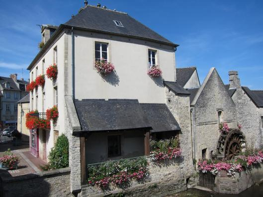 Bayeux Watermill