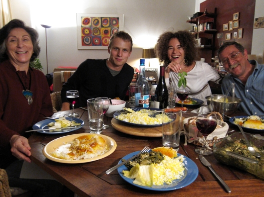 Iranian Feast
