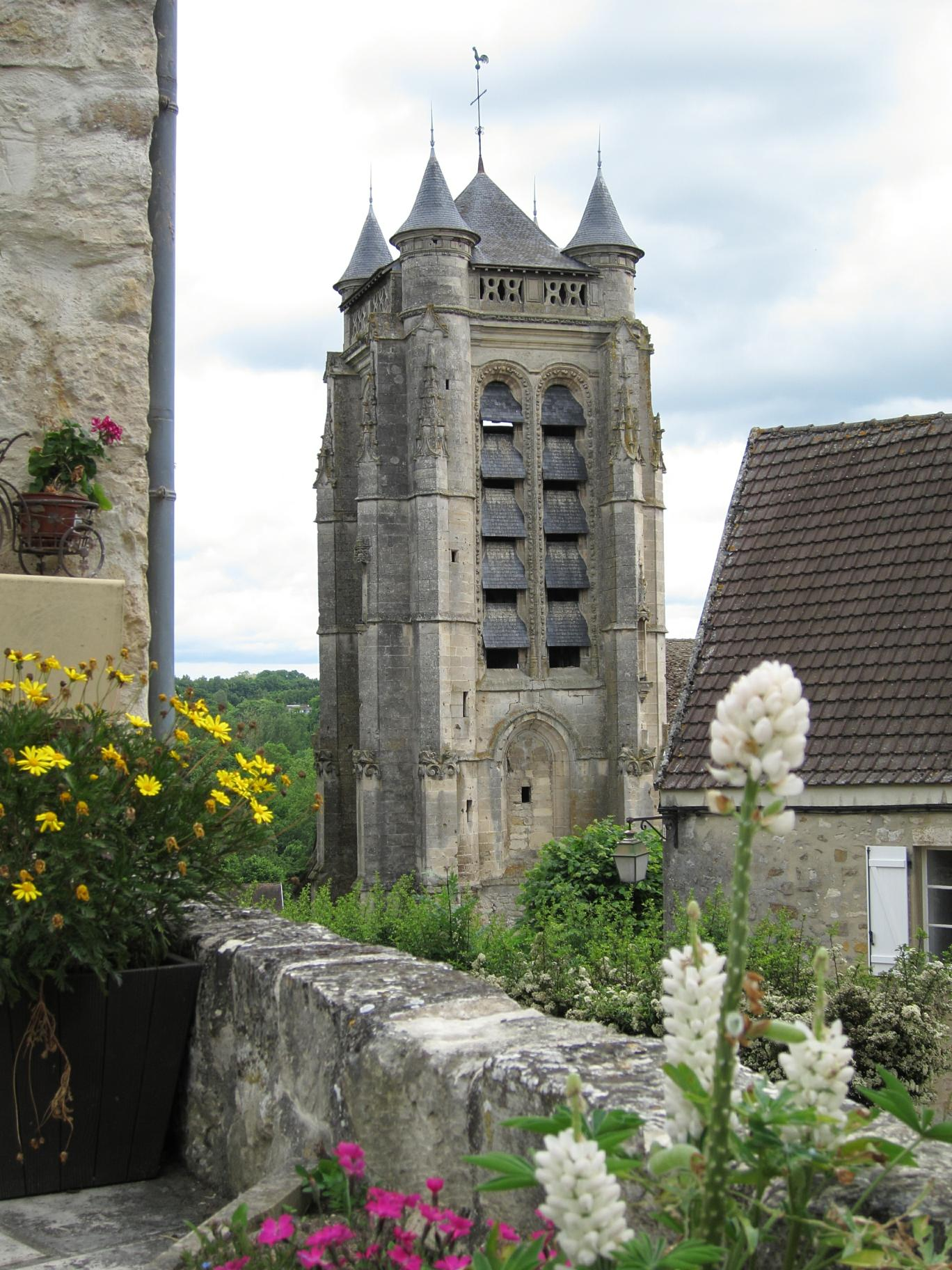 Eglise Nôtre Dâme, La Ferté-Milon
