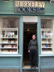 The new owner of Berkeley Books is a friend of Lisa's.