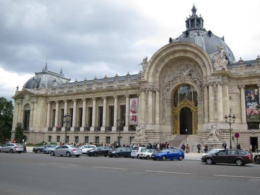 Le Petit Palais.