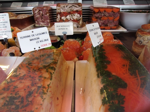 Really remarkable terrines.
