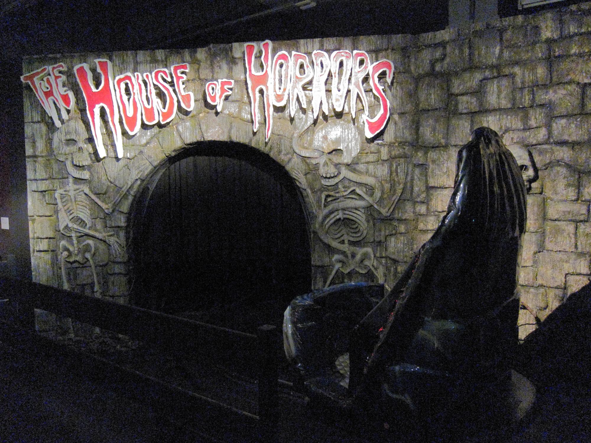 House of Horrors at the Musée d'Art moderne de la Ville de Paris