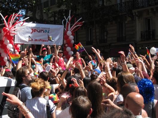 Paris Pride 2015.
