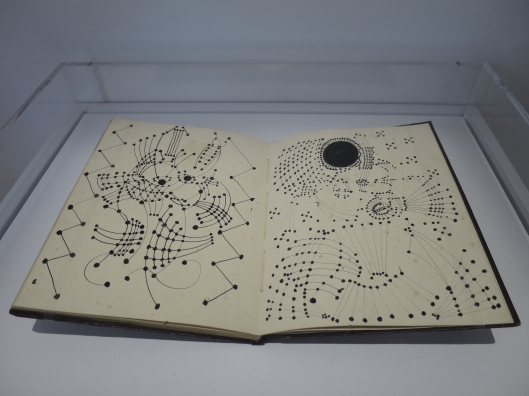 """Carnet de dessins No 30, dit du Chef-d'oeuvre innconu"" (notebook of designs No. 30, called the Unknown Masterpiece) (1924)"