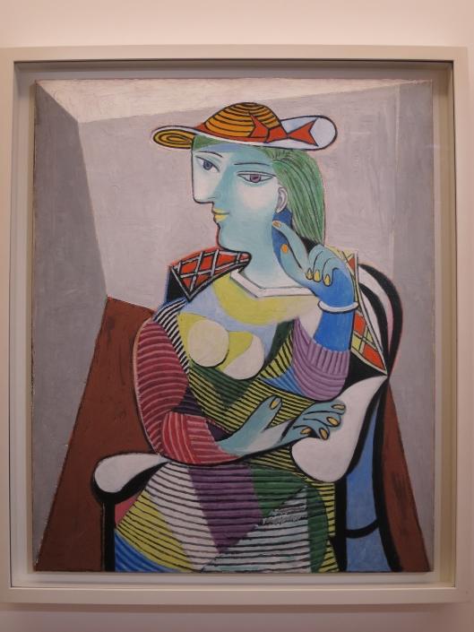 """""""Portrait de Marie-Thérèse"""" (1937)"""