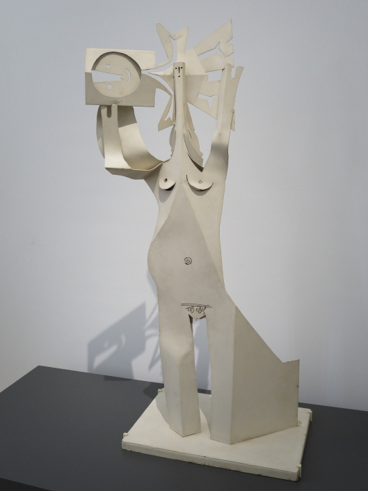 """Femme à l'enfant"" (woman with child) (1961)"