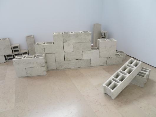Tetris, 2016, Gwendal le Bihan at the Salon de Montrouge