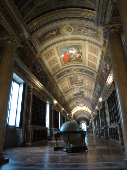 Hall of Diana at Fontainebleau