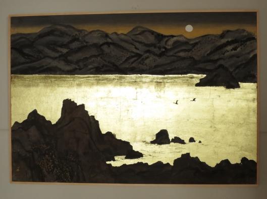 Mer de Kumano étincelante (Kumano sea sparkling)