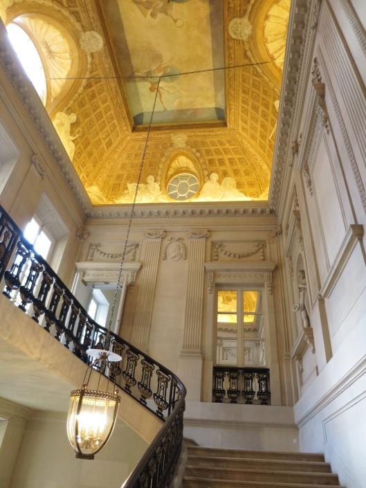 Hôtel de Tallyrand-Périgord. Ho hum.
