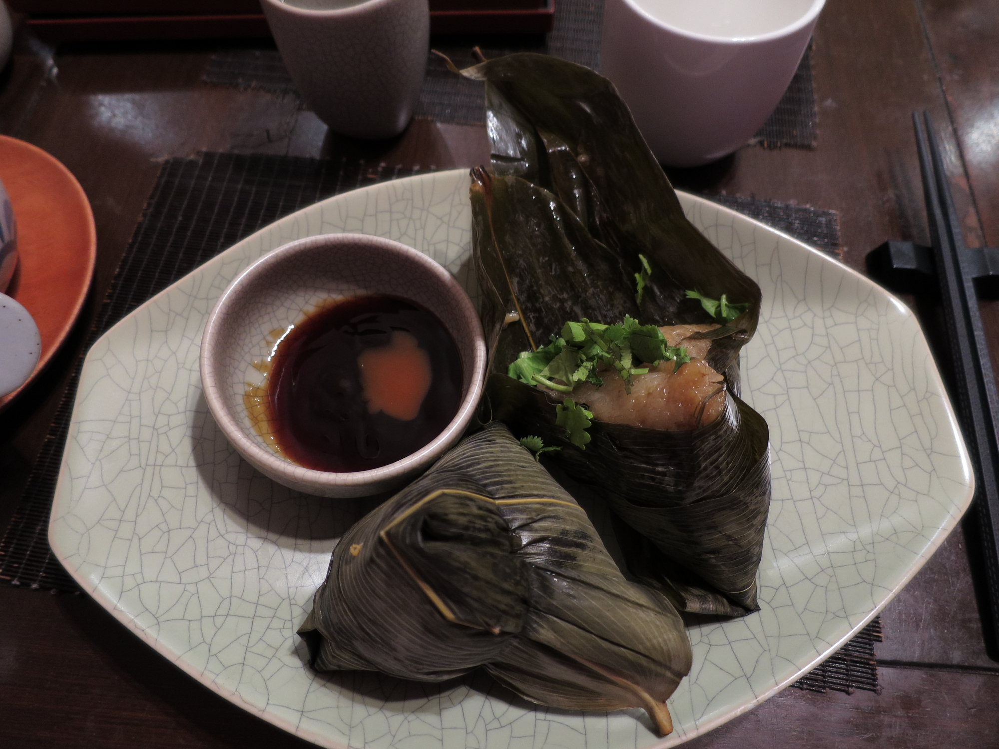 Zhizhong's Zongzi Traditionnelle at Foodi