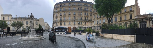 Panorama, Place St Georges